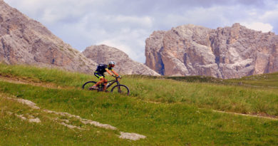 MTB Great Mountain Bike Route